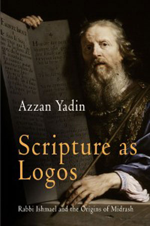Scripture as Logos by Azzan Yadin