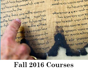 Dead Sea Scrolls at Rutgers