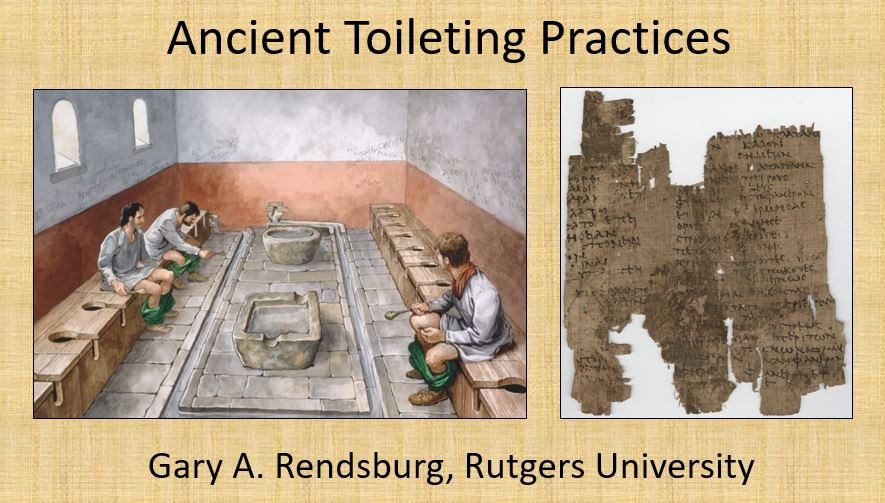 Ancient Toileting Practices